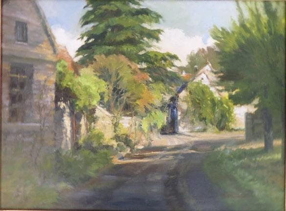 original art oil on canvas