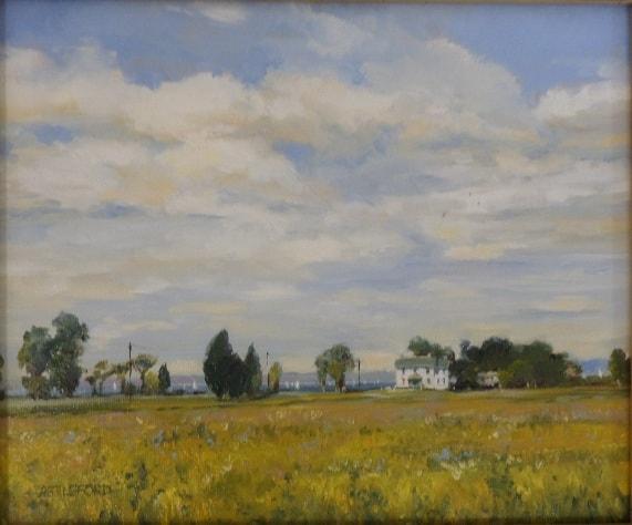 original art oil; on canvas painting