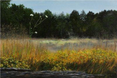 Original acrylic on canvas by Margena Burnett