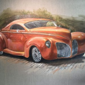 Original oil on linen canvas by Harry McCormick