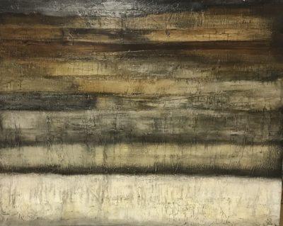 Original mixed media on canvas by Vickie Marsango